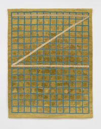 Untitled by Mai-Thu Perret contemporary artwork sculpture, textile