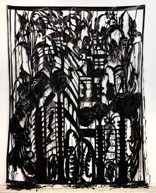 Swerve by Caroline Rothwell contemporary artwork