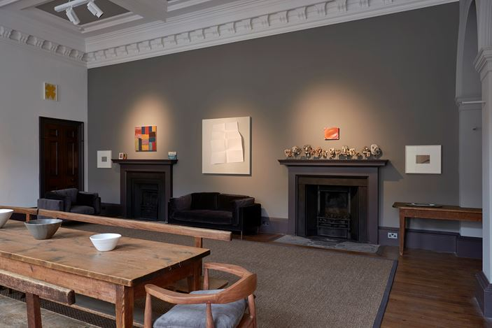 Exhibition view: TWENTY, Ingleby Gallery (12 May–20 October 2018). Courtesy Ingleby Gallery.