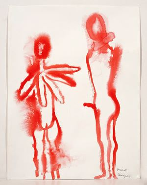 COUPLE by Louise Bourgeois contemporary artwork