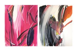 Radiance Series by Hannah Shin contemporary artwork