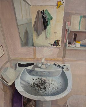 The Sink by Fiza Khatri contemporary artwork