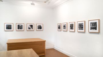 Contemporary art exhibition, Robert Rauschenberg, Photographs at Galerie Lelong & Co. Paris, 13 Rue de Téhéran, Paris, France