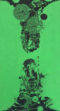 Untitled by Nils Erik Gjerdevik contemporary artwork painting, works on paper