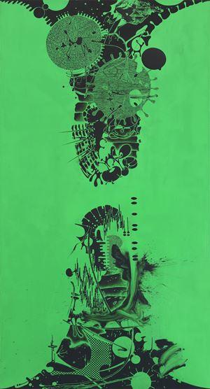 Untitled by Nils Erik Gjerdevik contemporary artwork