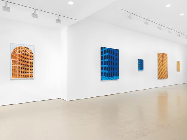Exhibition vew: Daniel Rich, Back to the Future, 520 West 21st Street, New York (10 September–10 October 2020). Courtesy Miles McEnery Gallery.