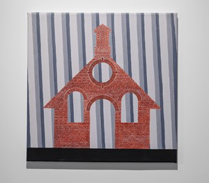 Two Architectures by Praneet Soi contemporary artwork