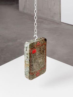 Big sister: Siri's first body by Arvida Byström contemporary artwork