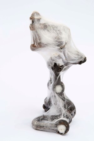 Natural Series No.200/Chain (Metal)-A by Liang Shaoji contemporary artwork