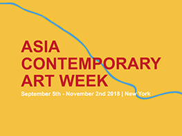 Asia Contemporary Art Week 2018