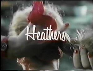 Heathers by Karen Kilimnik contemporary artwork