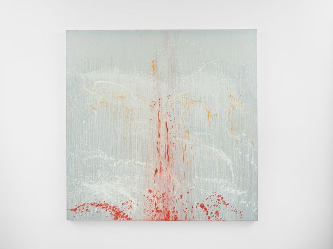 Through the Eye of the Jellyfish by Pat Steir contemporary artwork