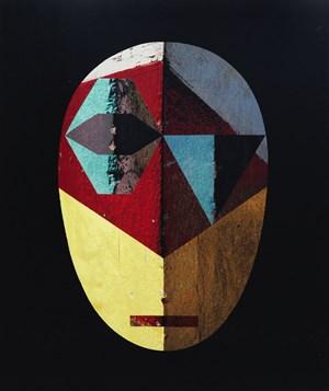Máscara by Alexandre Arrechea contemporary artwork