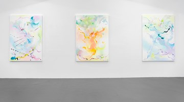 Contemporary art exhibition, Fiona Rae, Fiona Rae at Buchmann Galerie, Buchmann Galerie, Berlin