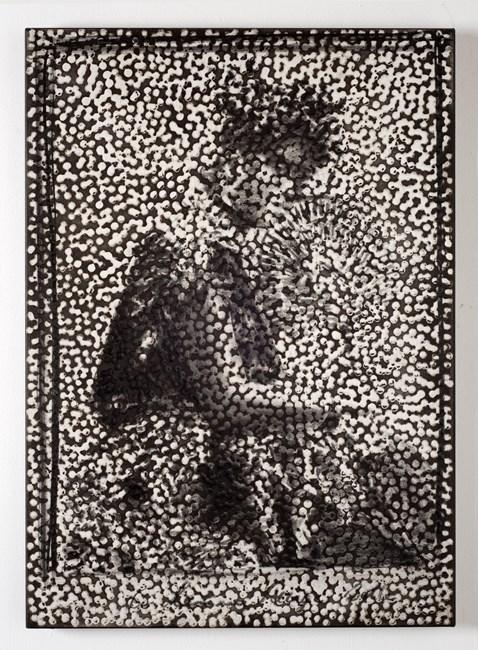 Untitled (ASVB) by Daniel Boyd contemporary artwork