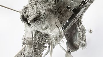 Contemporary art exhibition, Matthew Barney, Cosmic Hunt at Sadie Coles HQ, Davies Street, London