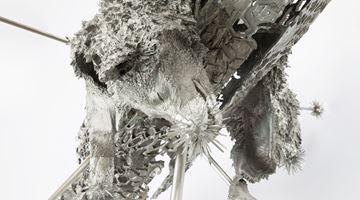 Contemporary art exhibition, Matthew Barney, Cosmic Hunt at Sadie Coles HQ, Davies Street, London, United Kingdom