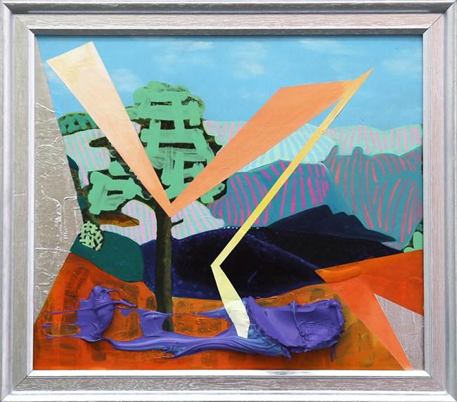 Chorus valley by Miranda Parkes contemporary artwork