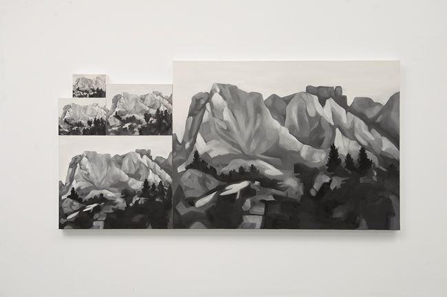 Palimpsest (MAGA) by Babak Golkar contemporary artwork