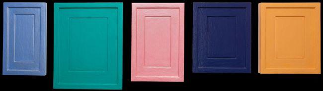 Collection of Five Plaster Surrogates by Allan McCollum contemporary artwork