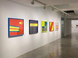 "Ryan Gander<br><em>Portrait of a blind artist obscured by flowers</em><br><span class=""oc-gallery"">STPI - Creative Workshop & Gallery</span>"