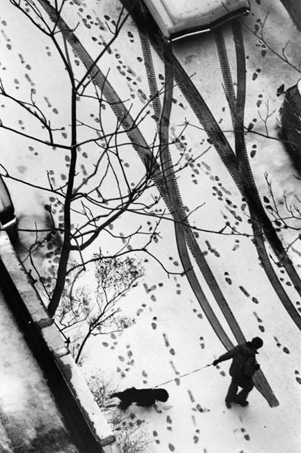 New York by André Kertész contemporary artwork