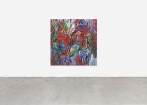 Storm I by Sabine Moritz contemporary artwork