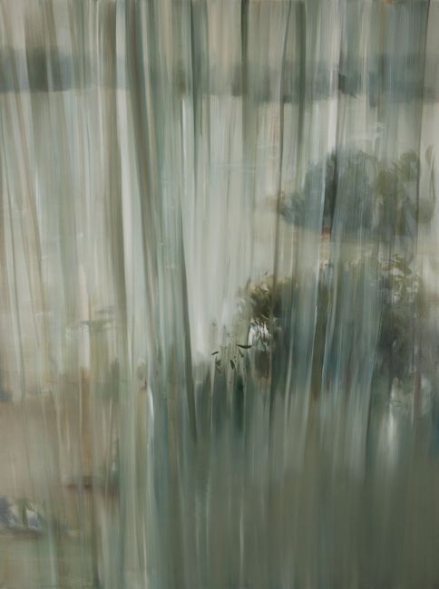 Landscape with curtain 6 by Park Kyung-A contemporary artwork