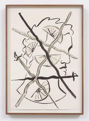 Janus (Lemons) by Michael Dopp contemporary artwork