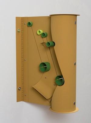Untitled (Hinged back) by Matt Paweski contemporary artwork