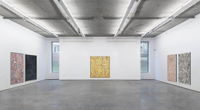 Exhibition view: Evgeny Chubarov. Line Matters Online Exhibition. Gary Tatintsian Gallery (September 8 — October 19, 2020). CourtesyGary Tatintsian Gallery.