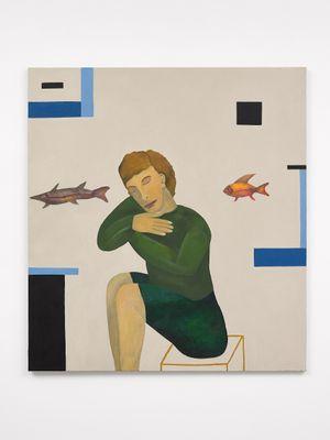 Aspetta la nave by Nathalie Du Pasquier contemporary artwork