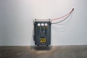Oil-immersed Transformers by Liao Chien-Chung contemporary artwork