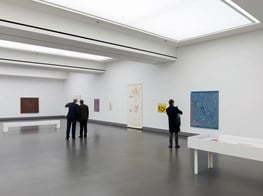 Walter Swennen at Kunstverein für die Rheinlande und Westfalen
