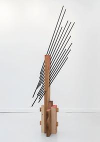 Stabile n°1 by Xavier Veilhan contemporary artwork sculpture