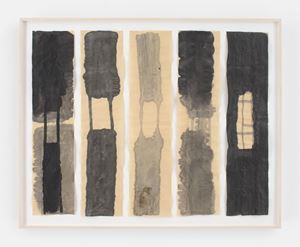 Rat Guards (Palms I-V) by Al Taylor contemporary artwork