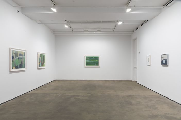Exhibition view: Ilse D'Hollander, Tension Field, Sean Kelly, New York (12 March–24 April 2021). Courtesy Sean Kelly, New York. Photo: JSP Art Photography.