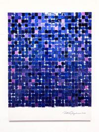 HIKARI by Katsumi Hayakawa contemporary artwork painting, works on paper, mixed media
