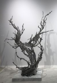 Water in Dripping No.12 by Zheng Lu contemporary artwork sculpture