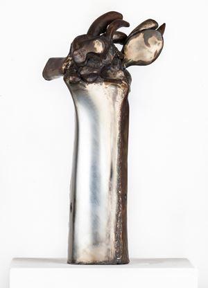 Hybrid Form by Richard Hunt contemporary artwork