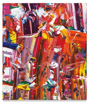 Sunny Flow by Michael Reafsnyder contemporary artwork