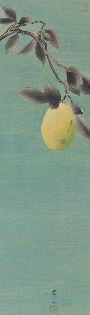 Autumn Fruit by Luo Ying contemporary artwork