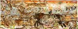 Big Bad Wolves, Chap. 2 by Mu Pan contemporary artwork