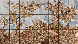 The Lost Birds by Ugo Schildge contemporary artwork