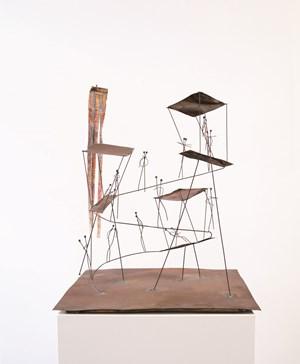 Rondò delle idee galanti by Fausto Melotti contemporary artwork