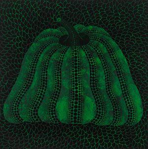 PUMPKIN (TUXEW) by Yayoi Kusama contemporary artwork
