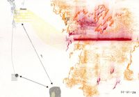 30-01-2020 (glossary provided) by Samson Young contemporary artwork works on paper, drawing