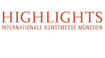 Contemporary art exhibition, HIGHLIGHTS International Art Fair Munich 2018 at Beck & Eggeling International Fine Art, Munich, Germany