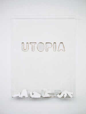 Utopia by Didier Faustino contemporary artwork