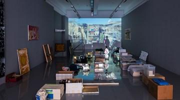 Contemporary art exhibition, Ken Okiishi, A Model Childhood at Pilar Corrias, Eastcastle Street, London